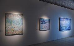 Первая леди Мехрибан Алиева приняла участие в открытии выставки «Созвездие Абшерона. Азербайджанские художники 1960-1980-х годов» в Москве (ФОТО) - Gallery Thumbnail