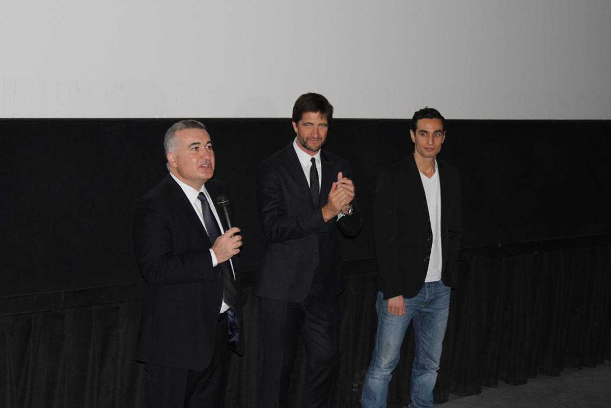 "New York audience fascinated by ""Ali and Nino"" movie (PHOTO) - Gallery Image"