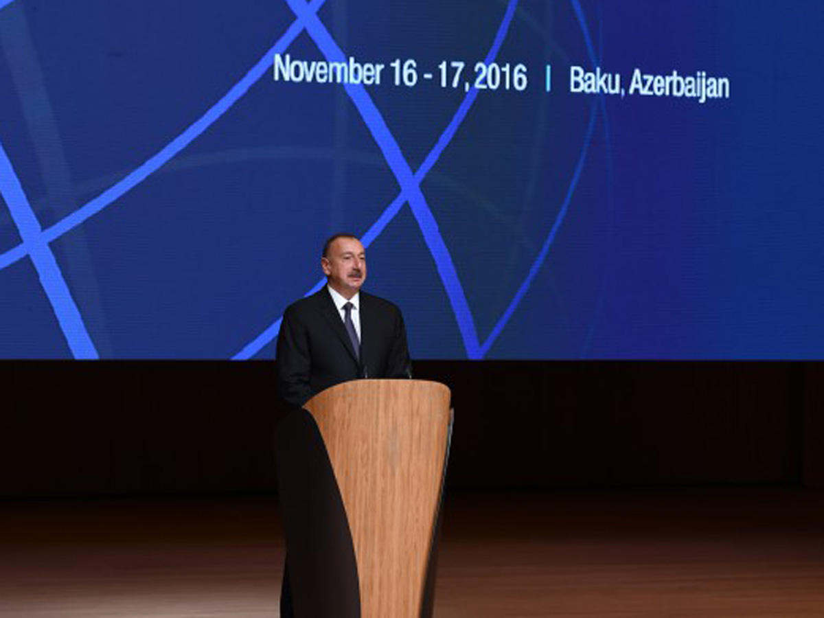 Ilham Aliyev: Azerbaijan's economy competitive, diversified, not based on one source