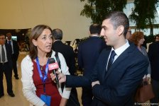 LusaNews: Baku congress experience - significant for media (PHOTO) - Gallery Thumbnail