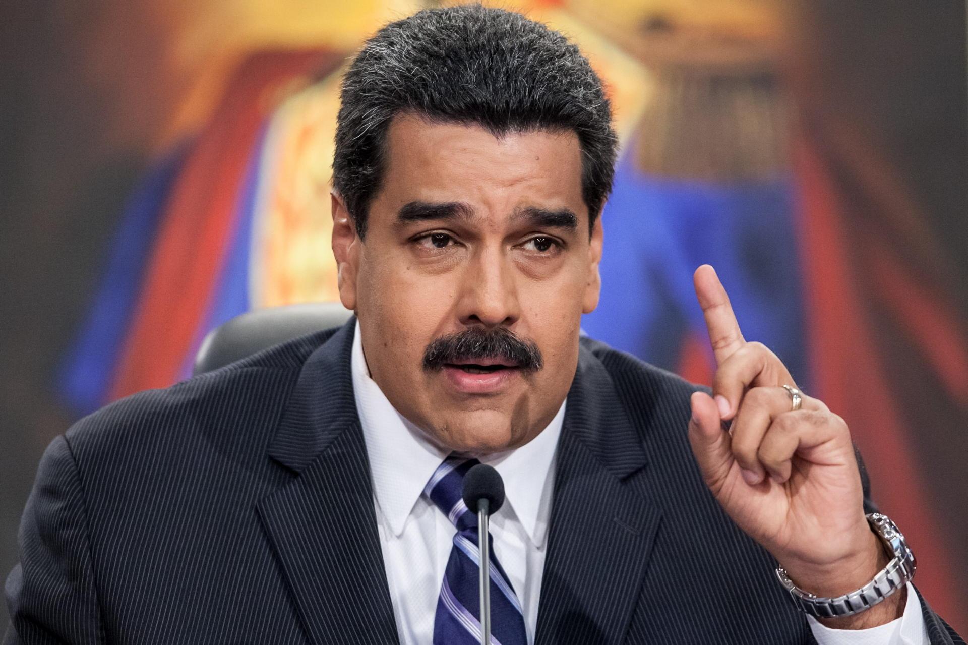 Мадуро заявил, что Венесуэла окажет помощь Колумбии в борьбе с коронавирусом