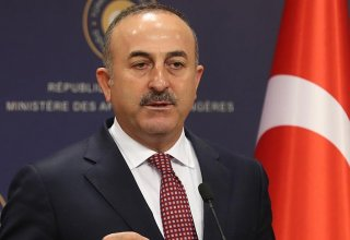 FM: Turkey always next to Azerbaijan in its just struggle