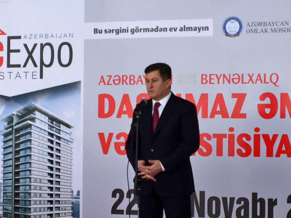Azerbaijan works to attract real-estate investments