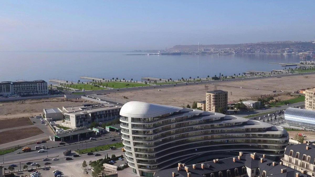 Проект Baku White City участвует на выставке недвижимости и инвестиций (ФОТО) - Gallery Image