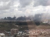 Fire breaks out at plastic products plant in Turkey (PHOTO/VIDEO) - Gallery Thumbnail