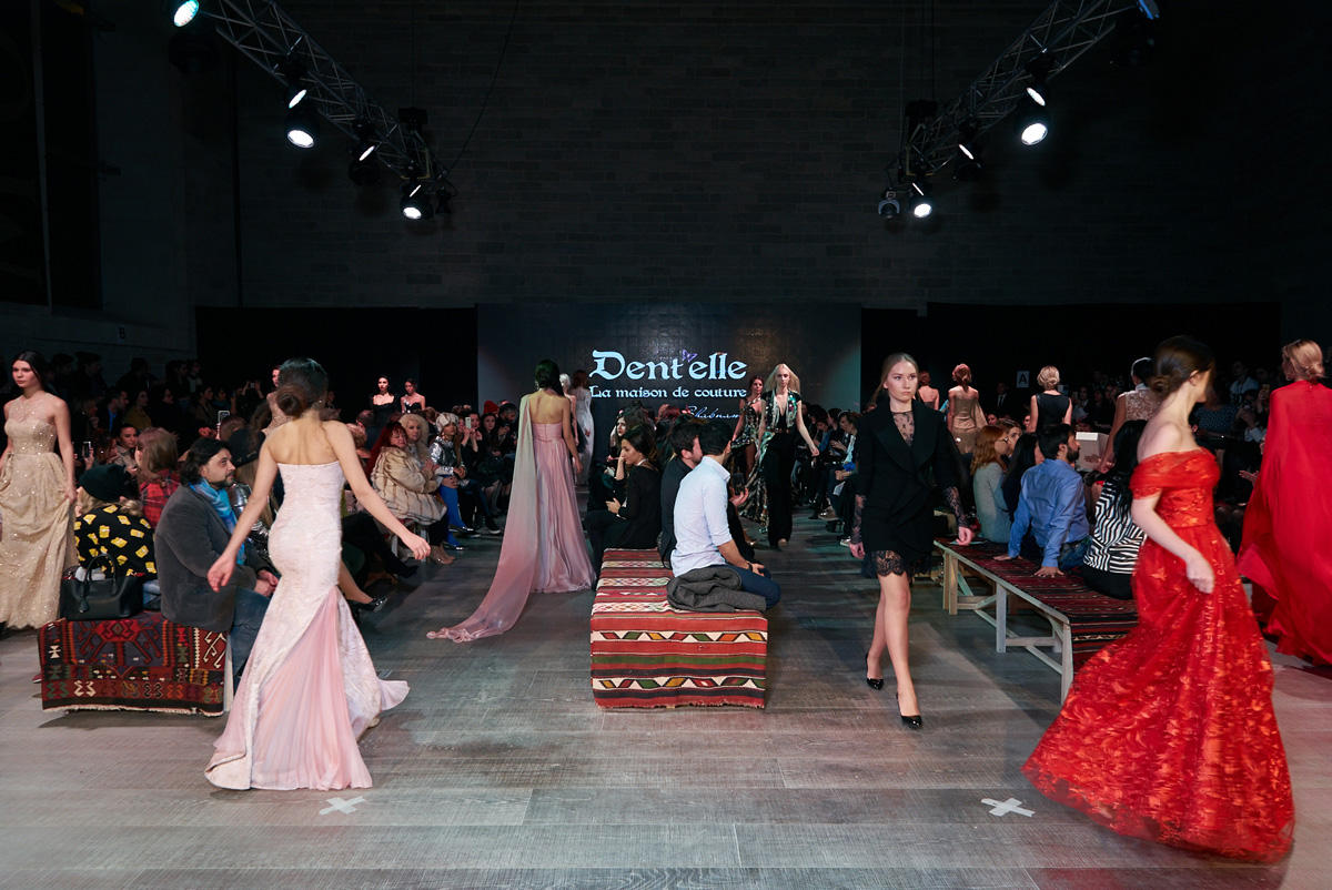 Azerbaijan Fashion Week: Фантазии дизайнеров России, Казахстана, Грузии и Азербайджана (ФОТО) - Gallery Image