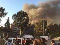 Adana Valiliği önünde patlama - Gallery Thumbnail