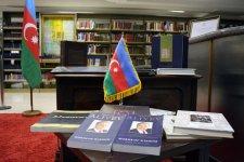 Фонд Гейдара Алиева подарил  библиотеке  Сената Бразилии издания об Азербайджане (ФОТО) - Gallery Thumbnail