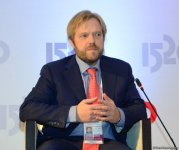 Int'l Rail Business Forum kicks off in Baku (PHOTO) - Gallery Thumbnail
