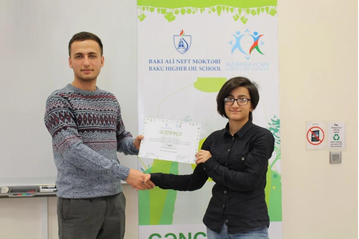 Young Ecologists project implemented at BHOS (PHOTO) - Gallery Image