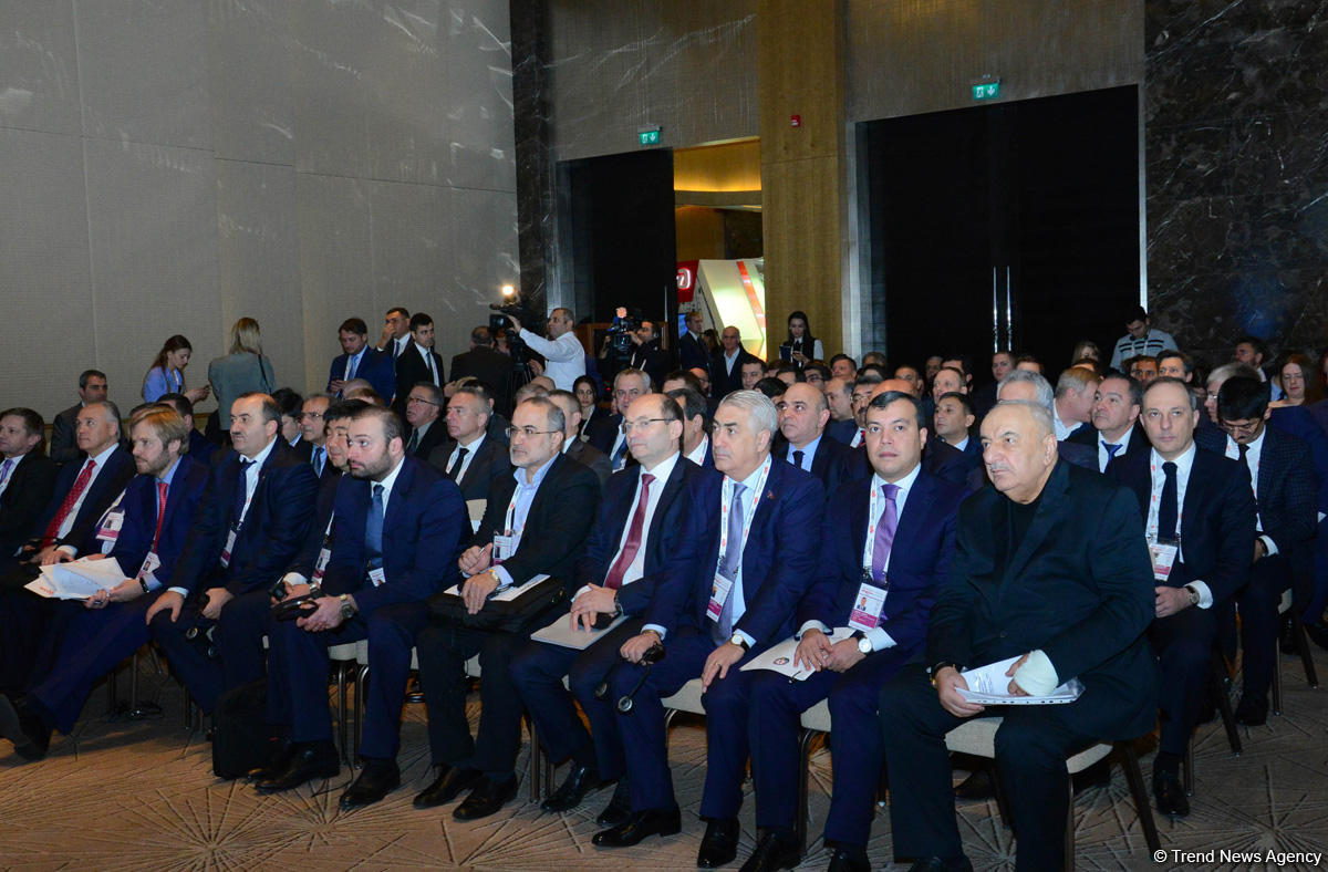 Int'l Rail Business Forum kicks off in Baku (PHOTO) - Gallery Image
