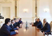 Ilham Aliyev receives Russian minister of education and science - Gallery Thumbnail
