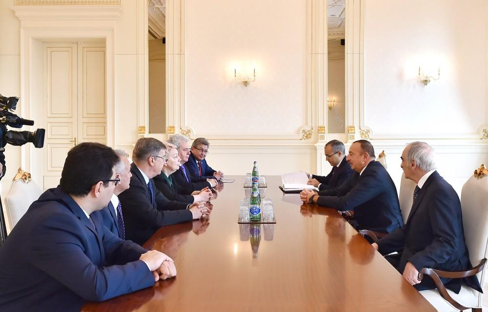 Ilham Aliyev receives Russian minister of education and science - Gallery Image