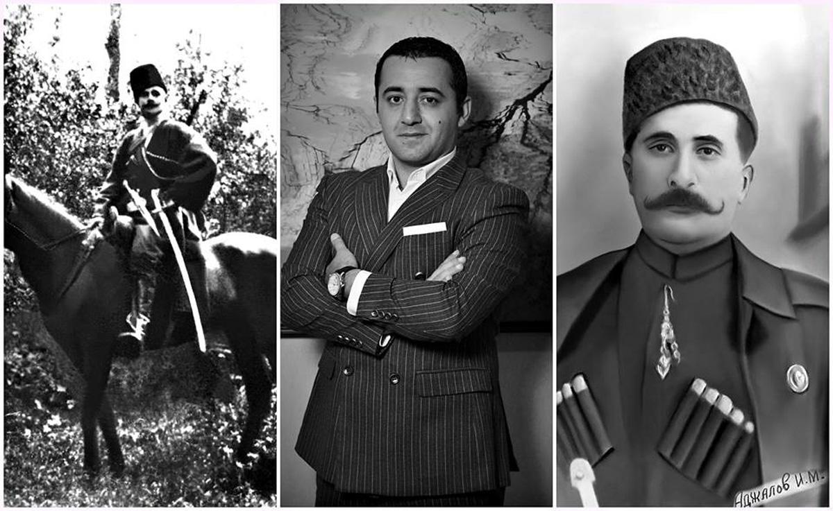 Эмин ага Аджалов – поэзия ашуга свободы и  храбрость военачальника (ФОТО) - Gallery Image