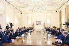 Ilham Aliyev, Alexander Lukashenko meet in expanded format (PHOTO) - Gallery Thumbnail