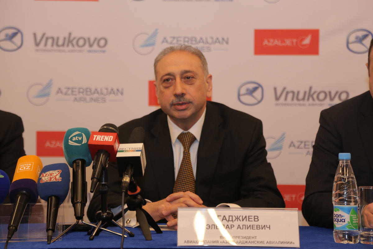 AZALJET to increase number of regular flights to Moscow (PHOTO) - Gallery Image