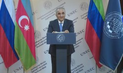 Official opening of UNEC's Darband branch (PHOTO) - Gallery Thumbnail