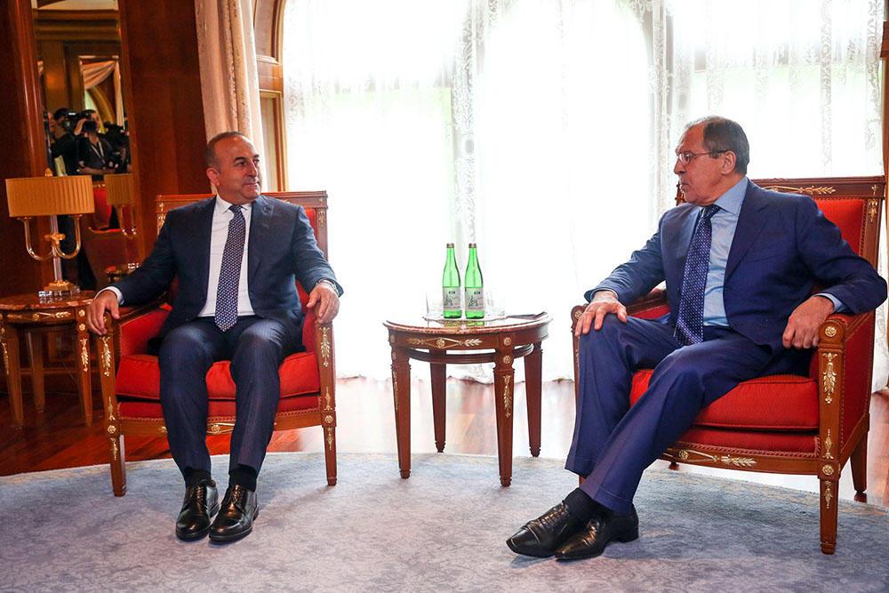 Bakan Çavuşoğlu: Rusya'nın Karabağ sorunun çözme iradesine saygı duyuyoruz