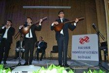 В Баку отметили 90-летие ашуга Панаха (ФОТО) - Gallery Thumbnail