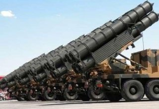 MP: S-300 system fully delivered to Iran