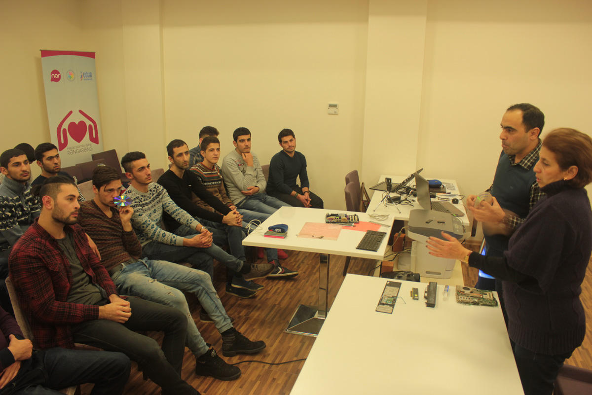 """Second stage of """"Training school"""" project starts (PHOTO) - Gallery Image"""