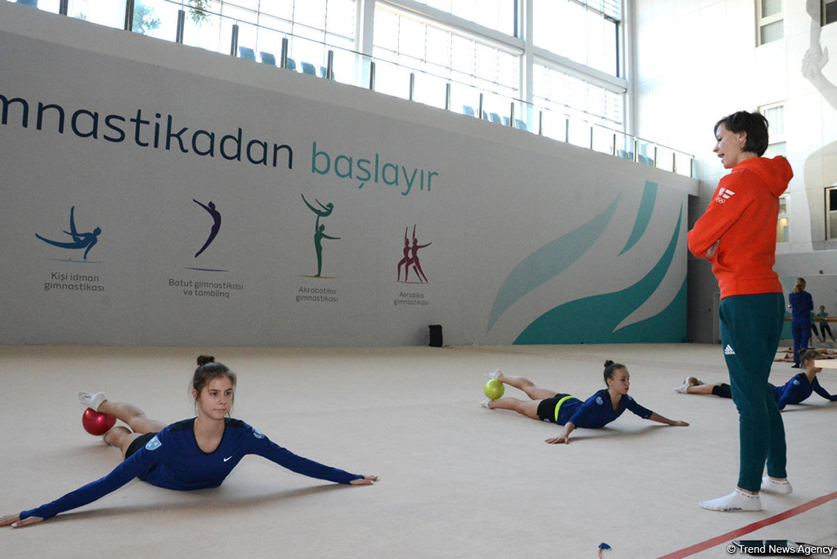 Excellent conditions at National Gymnastics Arena: Hungarian delegation head  (PHOTO) - Gallery Image