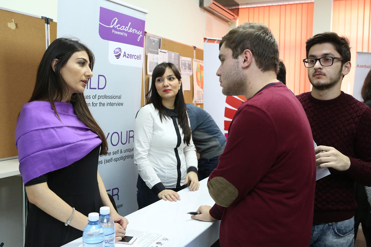 Azercell continues its support to youth  (PHOTO) - Gallery Image