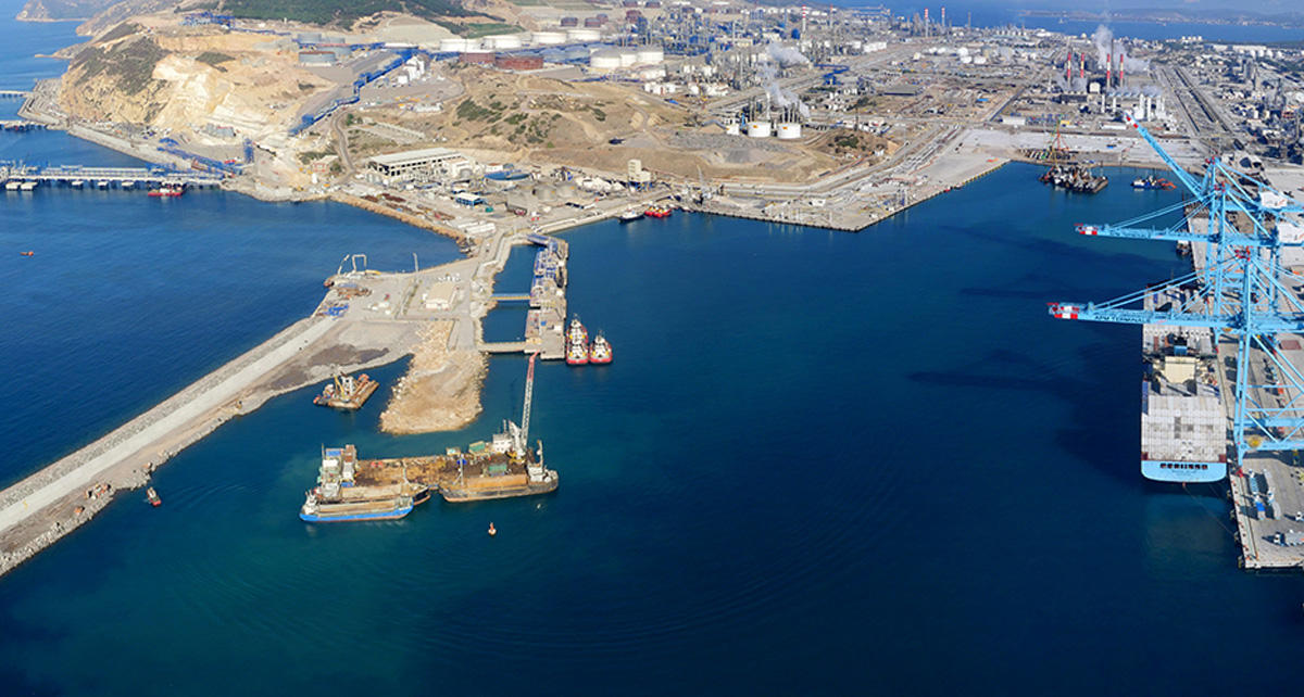 Petlim port in Turkey to be fully ready in 1Q2017  (PHOTO)