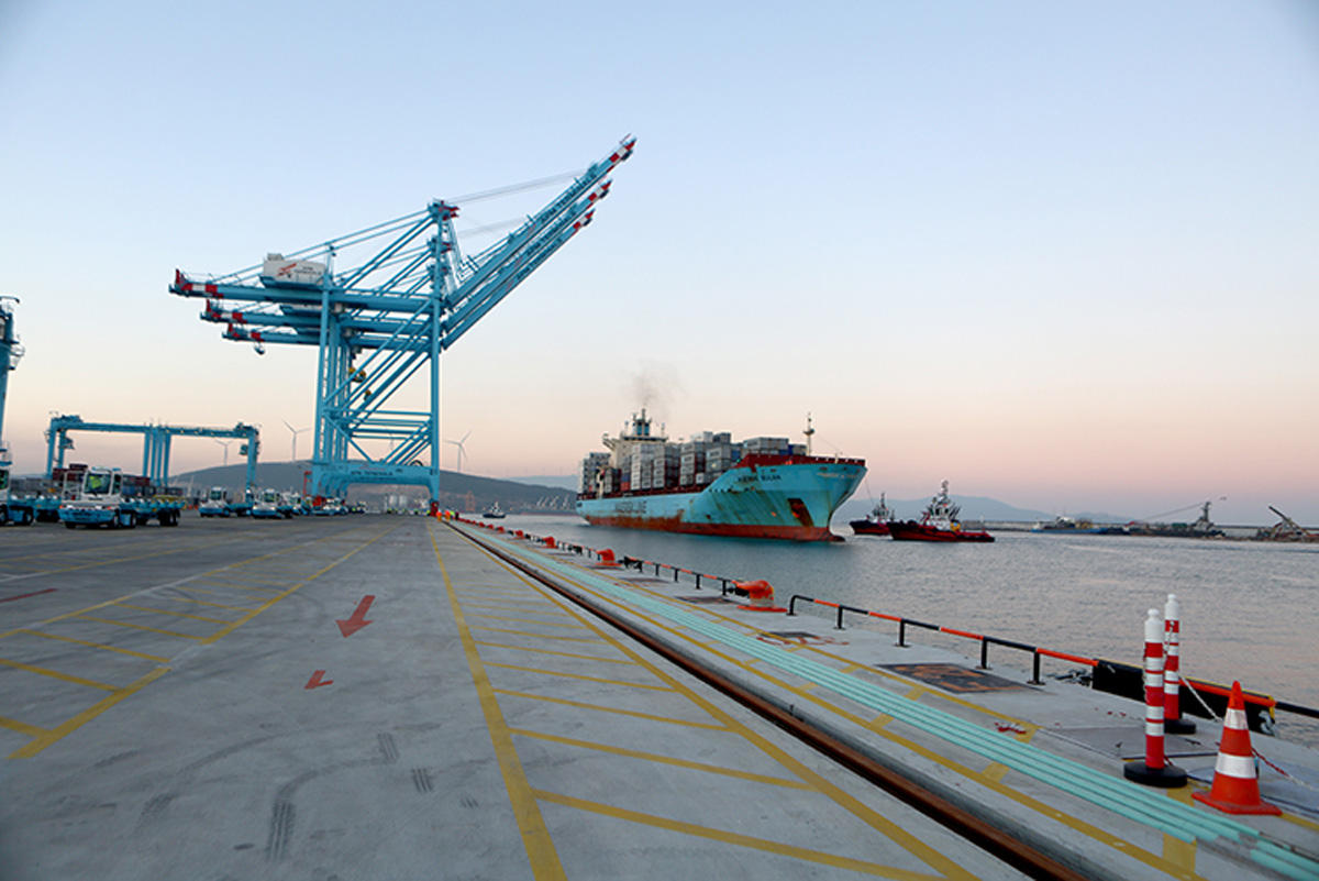 Petlim port in Turkey to be fully ready in 1Q2017  (PHOTO) - Gallery Image