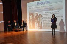 Avropa Azərbaycan Məktəbində yazıçı Anarla görüşü keçirilib (FOTO) - Gallery Thumbnail