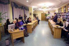 Kiyevdə Səməd Vurğunun 110 illik yubileyi qeyd edilib (FOTO) - Gallery Thumbnail