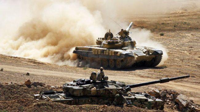 Иранские военные готовы положить конец актам, подобным действиям ДАИШ