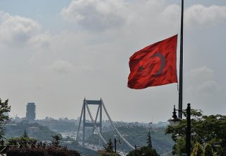 Turkey declares one day of national mourning over Istanbul terrorist attack