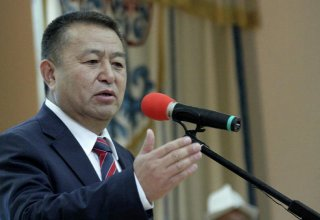 Speaker of Kyrgyz parliament to visit Baku