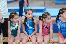 İlin son gimnastika yarışı başladı (FOTO) - Gallery Thumbnail