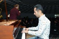 Чарующая атмосфера джаза: известные польские музыканты выступили в Баку (ФОТО) - Gallery Thumbnail