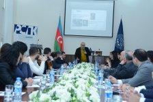 """UNEC-də """"Praktik məsləhətlər üçün regional sessiya"""" mövzusunda seminar keçirilib (FOTO) - Gallery Thumbnail"""