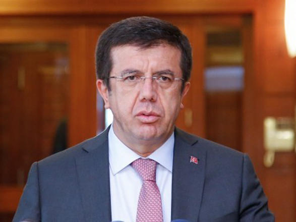 Germany has no right to hamper Turkey's joining Customs Union: Zeybekci
