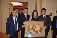 Kiyevdə Dünya Azərbaycanlılarının Həmrəylik Günü qeyd edilib  (FOTO) - Gallery Thumbnail