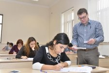 British experts administer winter term exams at BHOS (PHOTO) - Gallery Thumbnail