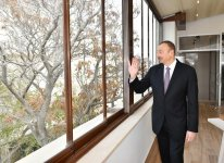 Ilham Aliyev, his spouse attend opening of Marionette Theatre (PHOTO) - Gallery Thumbnail