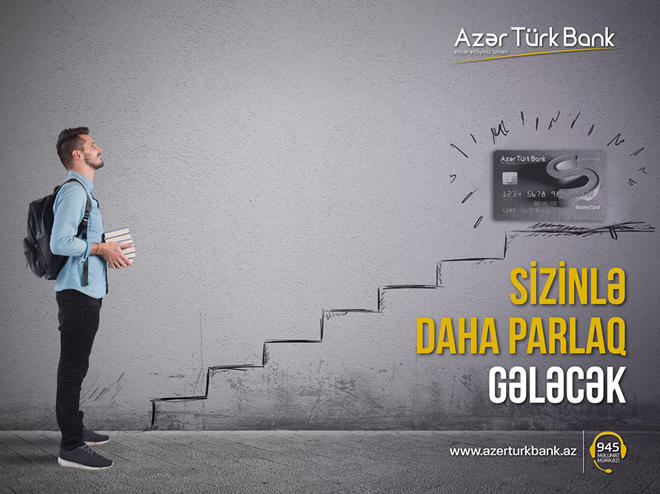 Azer Turk Bank's 'Joint Future' campaign underway