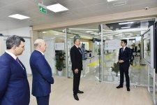 """Ilham Aliyev attends opening of """"ASAN Kommunal"""" Center in Baku  (PHOTO) - Gallery Thumbnail"""