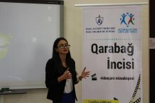 BHOS student completes Pearl of Garabagh project  (PHOTO) - Gallery Thumbnail