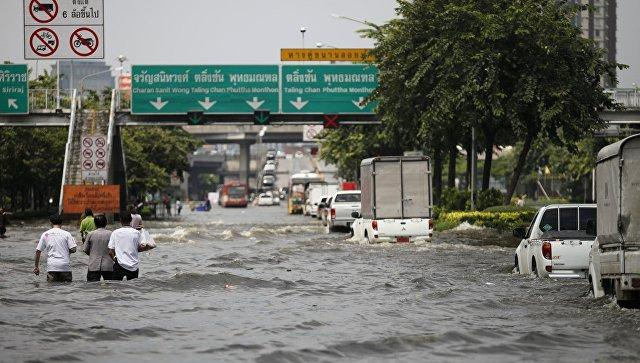 Over 78,000 people still affected by floods in Thailand
