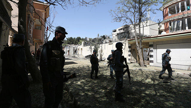 2 civilians wounded in Kabul bomb attack: police