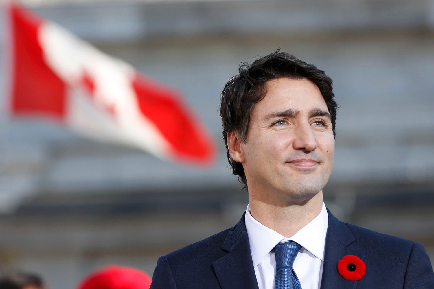 Canada's Trudeau, in election fight, says he needs voter support to stand up to Trump