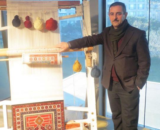 Художественное мышление в азербайджанском ковроткачестве