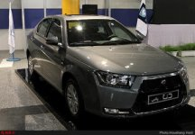 Iran's giant carmaker unveils two new models  (PHOTO) - Gallery Thumbnail