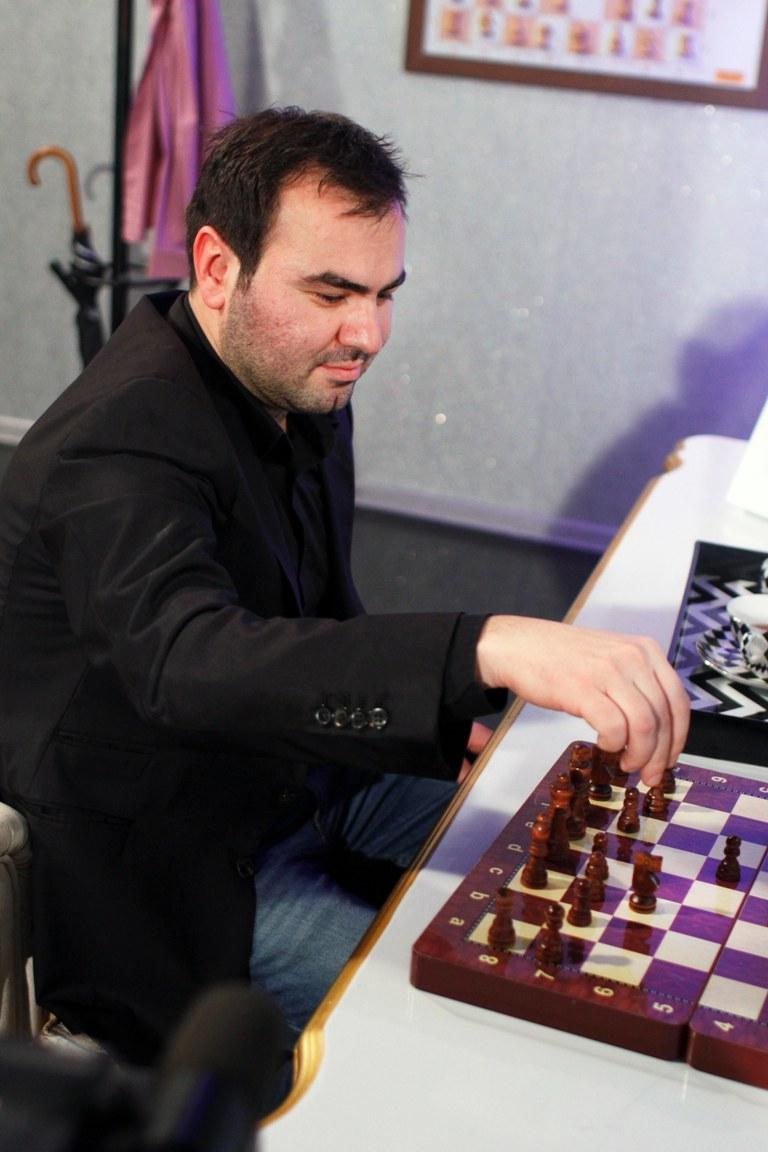 Азербайджанский ведущий сразится с международным гроссмейстером (ФОТО/ВИДЕО) - Gallery Image